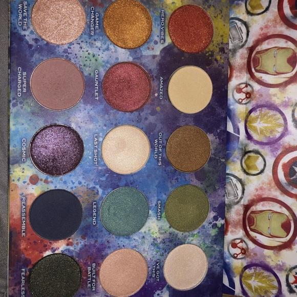 Ulta Beauty Other - LIMITED EDITION Ulta Beauty x Avengers Palette
